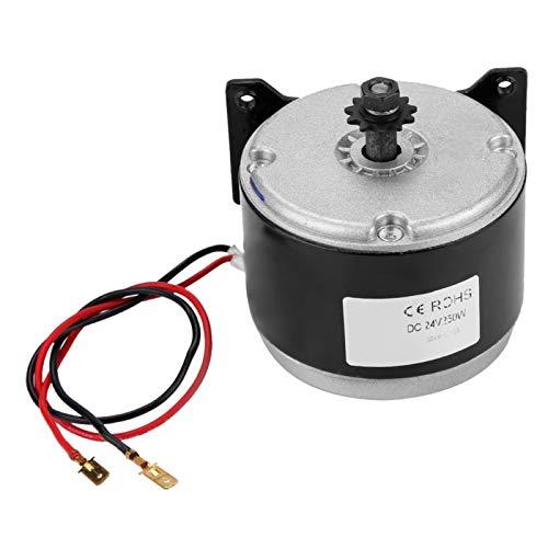 Motor eléctrico de la vespa de 24V 250W 14A, motor eléctrico de la cadena 2750RPM para las vespas eléctricas
