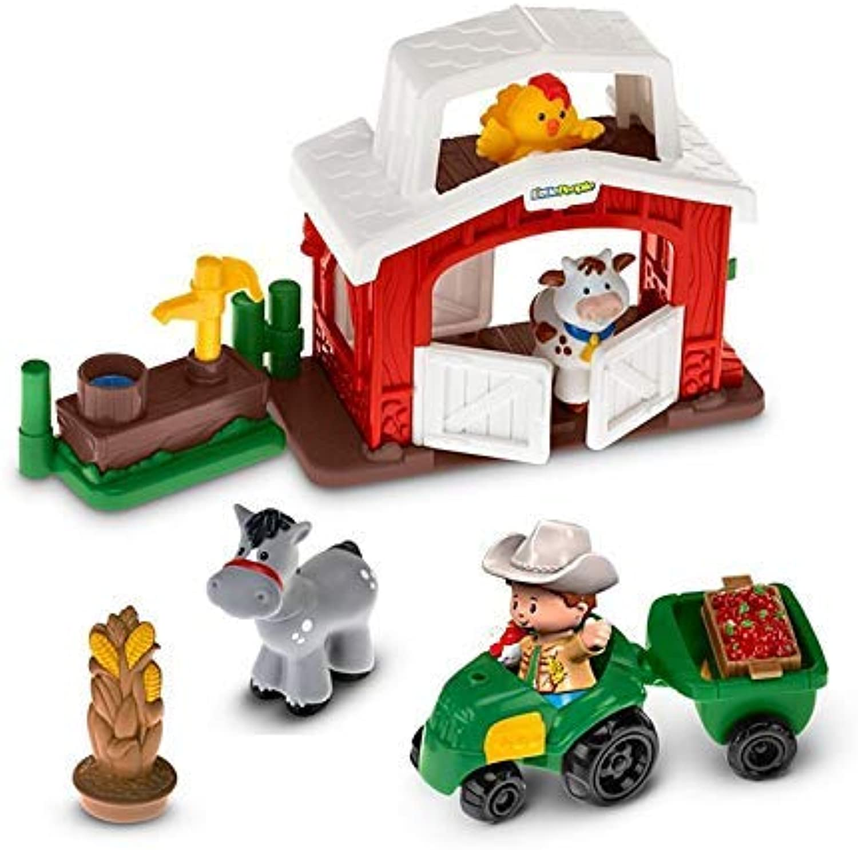 FisherPrice Little People Happy Animals Farm