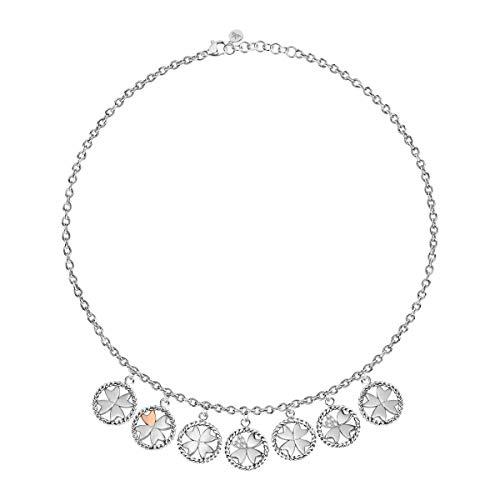 Morellato Collana da donna, Collezione Multigipsy, in acciaio, cristalli - SAQG25