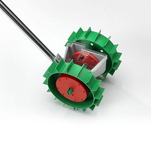 Bio Green Aufzuchtartikel Sämaschine Super Seeder, inkl. 6 Saatscheiben - neue Technik 2018