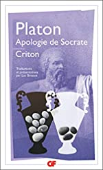 Apologie de Socrate - Criton de Luc Brisson