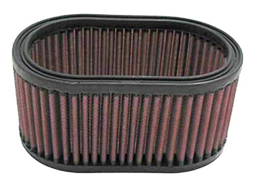 K&N Engine Air Filter: High Performance, Premium, Washable, Industrial Replacement Filter, Heavy Duty: E-3341