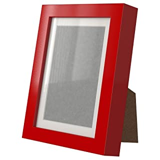 Ikea Picture Frame, 5 Inch By 7 Inch, Red (B00EE9WYVQ) | Amazon price tracker / tracking, Amazon price history charts, Amazon price watches, Amazon price drop alerts