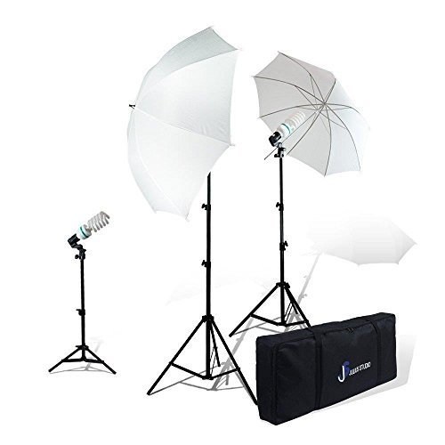 Julius Studio Photography Photo Studio Video Portrait Lighting Kit,...
