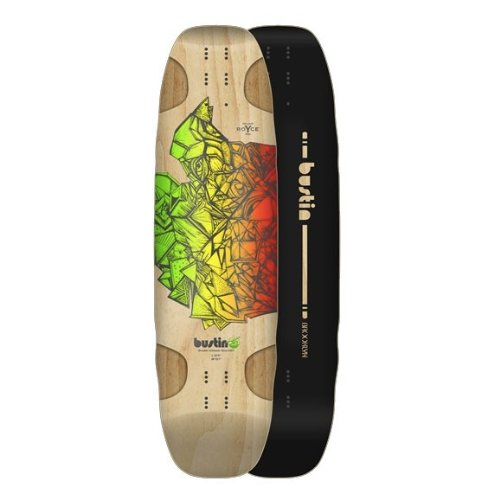 Bustin Royce Pro Limited Edition Complete Longboard - 10.1x37.5