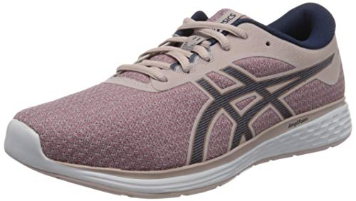 ASICS Patriot 11 Twist, Scarpe da Corsa Donna, Watershed Rose/Peacoat, 39.5 EU