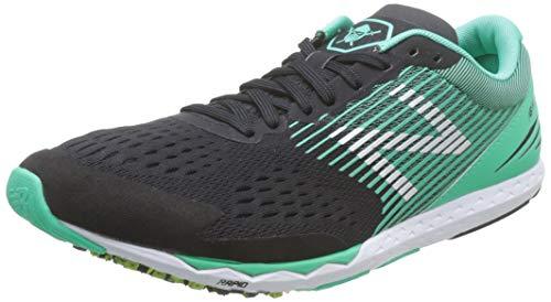 New Balance Hanzo S, Zapatillas de Running para Hombre, Verde (Green Green), 44 EU