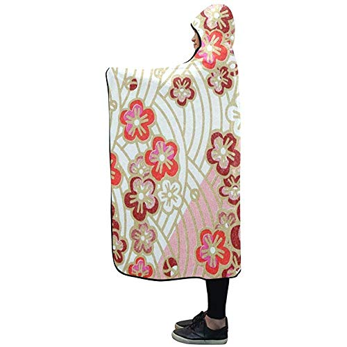Henry Anthony Mit Kapuze Decke Papierdecke 50 x 40 Zoll Comfotable Hooded Throw Wrap
