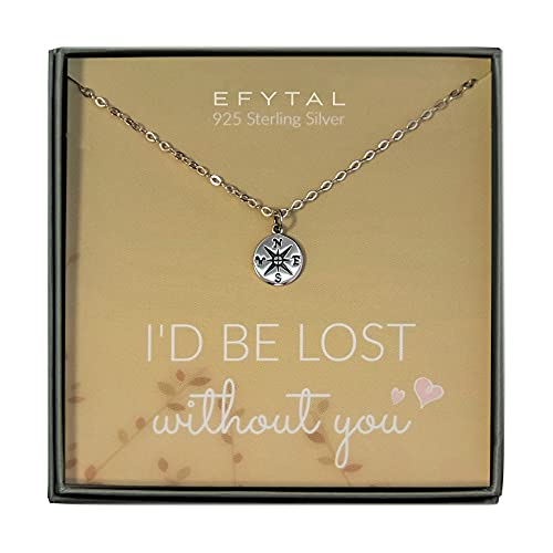 Necklace I'll Be Lost Without You