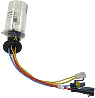 BikeMaster 9005 HID Replacement Bulb (Blue)
