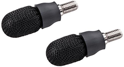 Wacom ACK-20610 Bamboo Stylus für CS-160/170/190/191 (Ersatz Stiftspitzen, Nibs, 2er Pack) schwarz