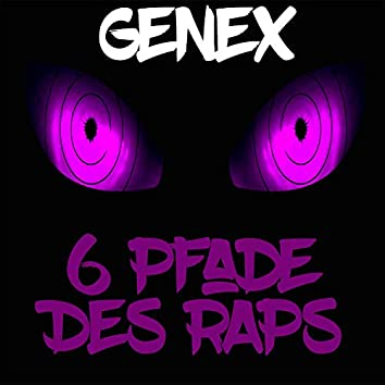 6 Pfade des Raps