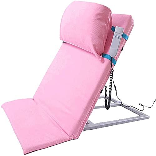 WXking Marco de cama ajustable al acolchado ajustable para el respaldo del respaldo, levantador de almohadas médicas para el respaldo de la cama de elevación de potencia anciana para la cabeza de la c