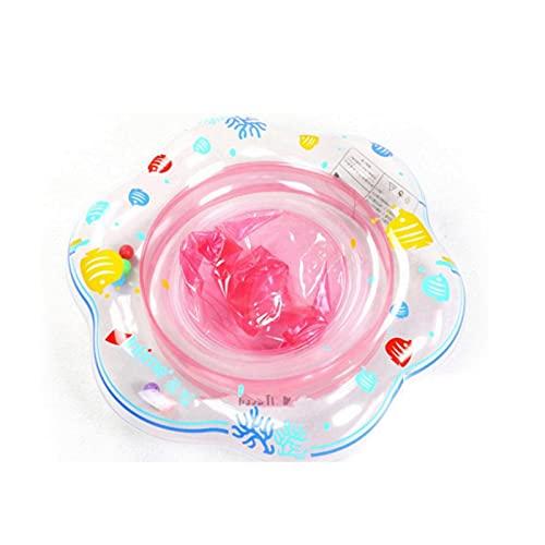Backboards Niños Bebé Piscina,Inflable Duradero Flotador,Prueba de Fugas Piscina Accesorios,Duradero Grueso Juguete de Agua,Pink