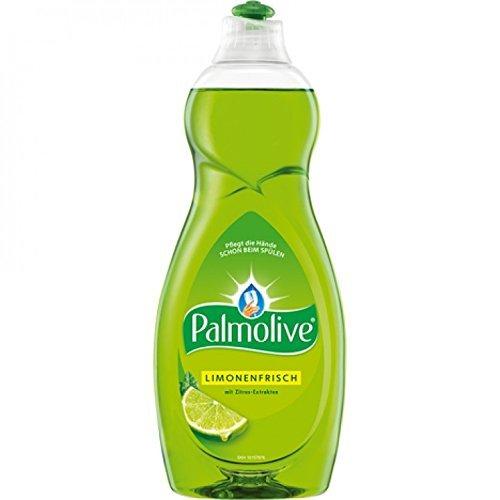 Colgate-Palmolive Spülmittel Limonenfrisch 750 ml, 5er Pack (5 x 750 ml)