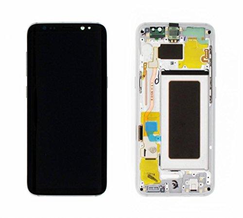 SAMSUNG Display LCD Galaxy S8 SM-G950F Nero Black Service Pack BOMAItalia
