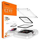 Spigen ProFlex EZ FIT Screen Protector Designed for Apple Watch 6 / SE / 5 / 4 (40mm) - 2 Pack