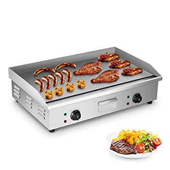 Best table top griddle electric Reviews