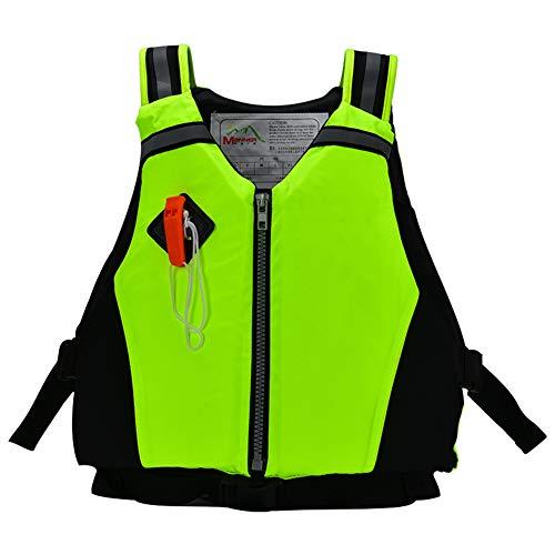 RUIXFAP Respirable Chaleco de Ayuda a la flotabilidad, Ayuda a la flotabilidad, Seguridad Ligera Ligera, Ayuda a la flotabilidad para Deportes acuáticos Duradero