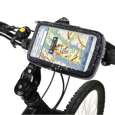 CGGA Bike Mount & Wasserdicht Touch-Fall for Samsung Galaxy Hinweis / i9220 / N7000, Note II / N7100, Anmerkung III / N9000