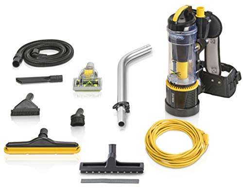 Commercial Backpack Vacuum Cleaner - 6