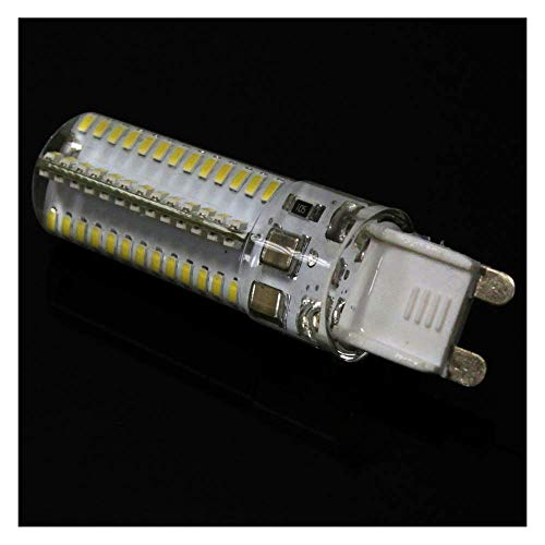 Cablematic LED-lampen, 5 W, G9, twee pins, 230 V AC dag