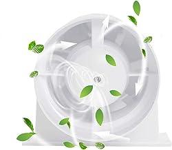 Extracteur D'air, Salle De Bain Extracteur D'air Ventilateur d'échappement de cuisine, ventilateurs de fenêtre avec échapp...