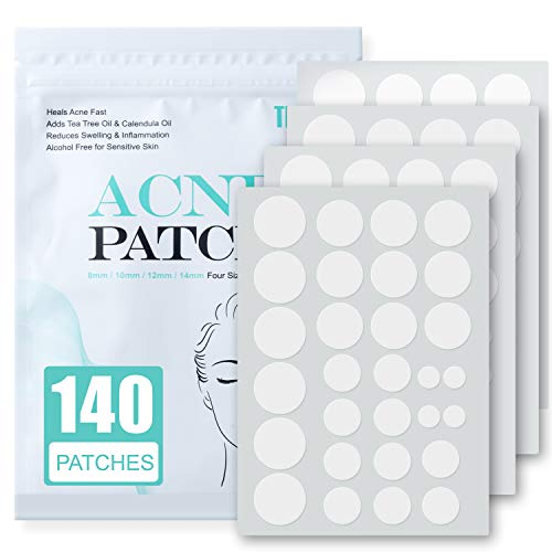 (Kupon DISKON 50%) Hydrocolloid Invisible Acne Absorbing Patch $ 6.49
