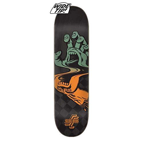 Santa Cruz Skateboard Deck Copy Hand 8.5