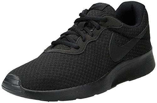 Nike Tanjun, Zapatillas de Running para Hombre, Black/Black-Anthracite, 43 EU