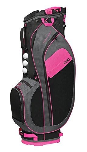 OGIO 2018 Lady Cirrus Cart Bag, Pink