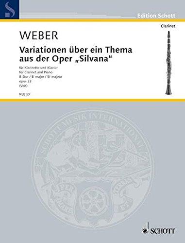 Variationen über ein Thema aus der Oper