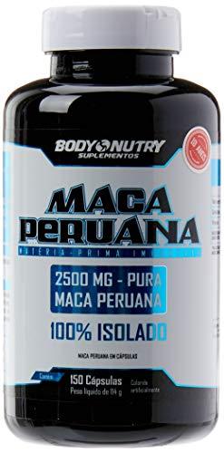 MacA Peruana- 150 Cápsulas - Body Nutry, Body Nutry, 150 Cápsulas