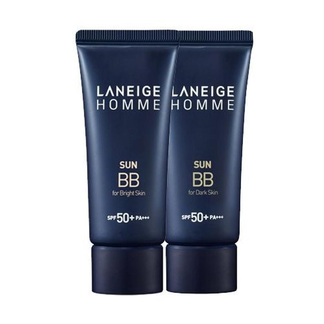 旧正月禁止スーダンKorea Cosmetics 2014 Advanced Laneige Homme Sun BB Cream (SPF50+/PA+++) - #Dark skin