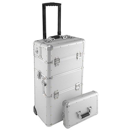 anndora Aluminium Reisekoffer