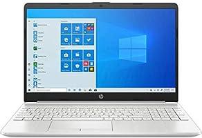 "(Renewed) HP 15 (2021) Thin & Light Ryzen 3-3250 Laptop, 8 GB RAM, 1TB HDD, 38.1 cms (15"") FHD Screen, Windows 10, MS..."