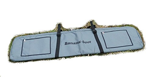 Banana Tragetasche für Ruderanlage und Seitenschwerter - das Zubehör für das Originale Boot