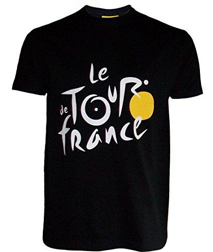 Tour de France Le Herren T-Shirt, offizielle Kollektion, Erwachsenengröße - XL