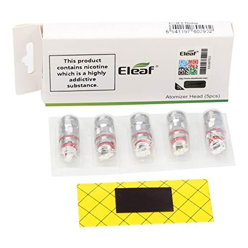 Eleaf EC-M 0,15 Ohm Spulenkopfersatz-Verdampfer passend für MELO iJust ECM-Zerstäuber Neue Mesh-Spulensysteme-5Stück