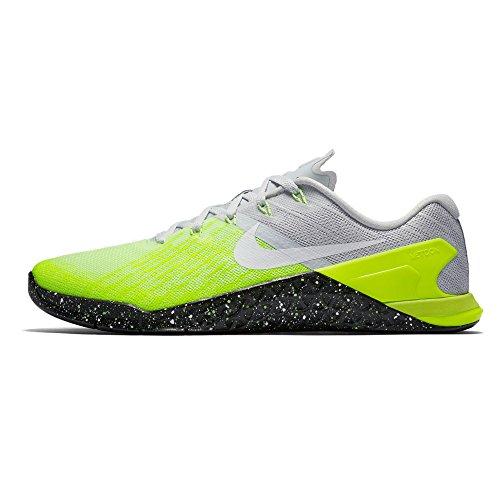 Nike metcon 3 – Zapatillas de gimnasia, Hellgrau (Pure
