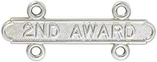 Medals of America Marine Corps 2nd Award Pistol Re Qualification Bar Mirror