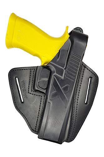 VlaMiTex B24 Leder Holster für Sig Sauer P226 X-Five P320