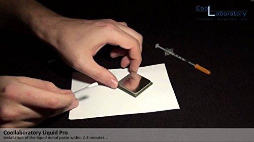 Coollaboratory Liquid Pro - Wärmeleitpaste inkl. REINIGUNGSSET