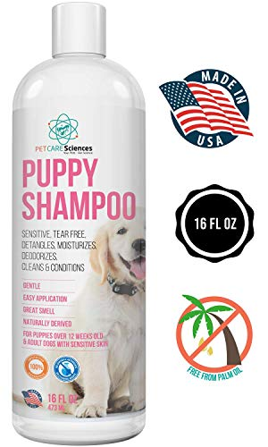PET CARE Sciences Tearless Puppy Shampoo...