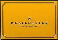 RADiANTSTAR ラディアントスター カラコン 2week 4枚入り DIA:14.0mm BC8.6mm (シナモンブラウン, 4.00)