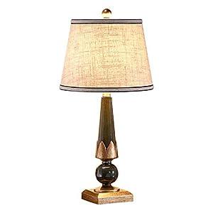 DGHJK Lampe de Bureau/Lampes de Bureau Lampe de Table créative Simple Lampe de Chevet de Chambre à Coucher Lampe de Table de Salon d'hôtel Moderne Nordique Variété de Styles Disponibles Veilleuse