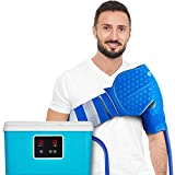 Cold Therapy System with Large Shoulder Pad — for Post-Surgery Care, Rotator Cuff Tears, Swelling, Sprains, Inflammation, and Other Injuries — Wearable, Adjustable, Ergonomic — Cryotherapy Freeze Kit