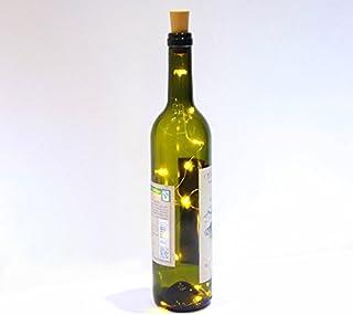Amazon.es: Lampara Botella De Vidrio 2 - 4 estrellas y más
