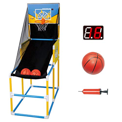 Basketball Arcade Game,Best Portable Hoop Shooting Games for Kids,Shootout Basketball Arcade Game,Indoor & Outdoor Sports Playset