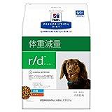 プリスクリプション・ダイエット r/d 犬用 小粒 ドライ 3kg